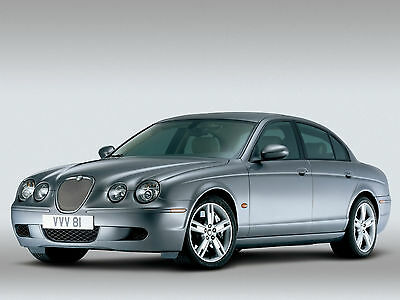 "Jaguar S-Type 2002.5-2008 Workshop Manual ""Download"""