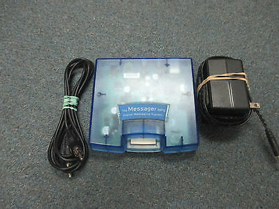 Nel-Tech Labs MSG-64T - MP3 Message On Hold Player W/ Power Supply and Media