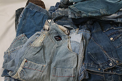 Boys Pre Worn Jeans Job Lot Age 2 Years £1.50 each