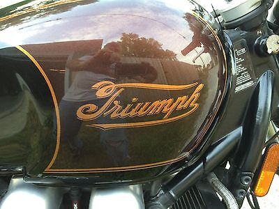 2008 Triumph Other  motorcycle