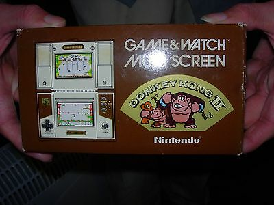 Donkey Kong 2 Game And Watch Very Rare! Brand new! L@@k!!!