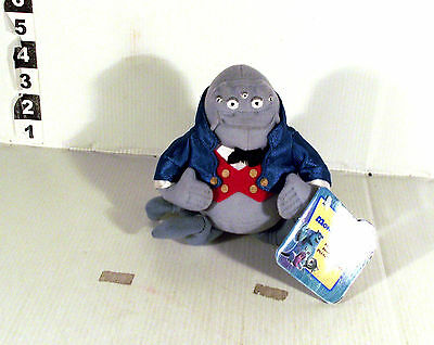 """6"""" Mr Henry J  Waternoose  - Monsters Inc Movie Soft Toy"""
