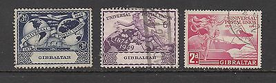 GIBRALTAR STAMPS USED .Rfno.615.