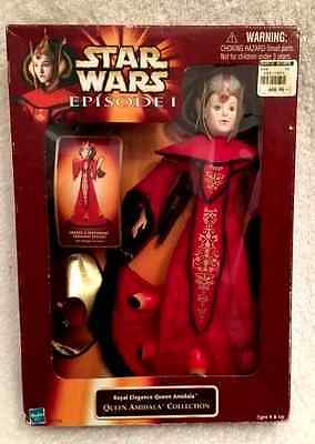 Star Wars Doll Queen Amidala Collection