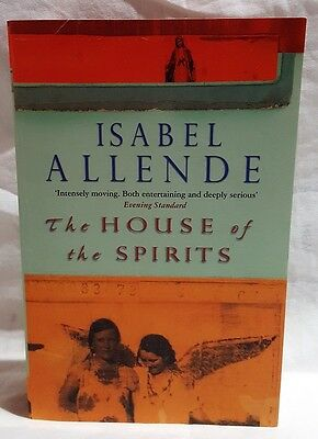 The House of the Spirits by Isabel Allende Paperback As New