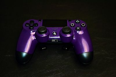 Playstation 4 Scuf Controller / PS4 Dualshock 4 gamepad Paddles - Lila