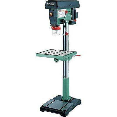 """G7948 Grizzly 12 Speed 20"""" Floor Drill Press"""