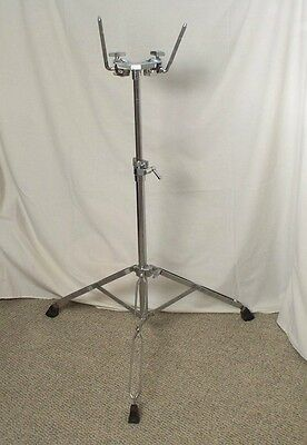 Tama Omni-Sphere Double Tom Mount With Stand