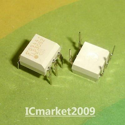 5 PCS TLP3052 DIP-5 PHOTOCOUPLER Equipment Triac Driver