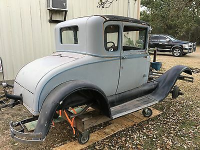 1928 Ford Model A Standard 1928 1929 Ford Model A Coupe
