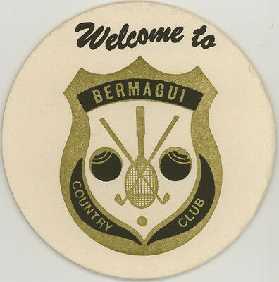 Coaster: Bermagui Country Club