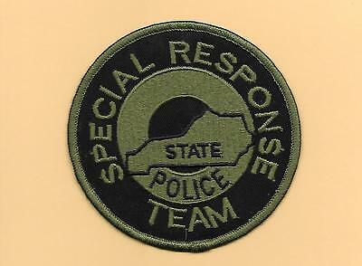 Kentucky State Police-Subdued- Special Response Team