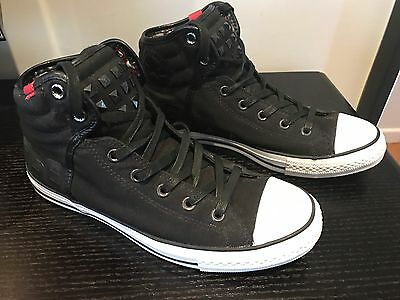 Converse Wiz Khalifa High tops Mens US10