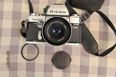 RICOH-TLS-401 film camera