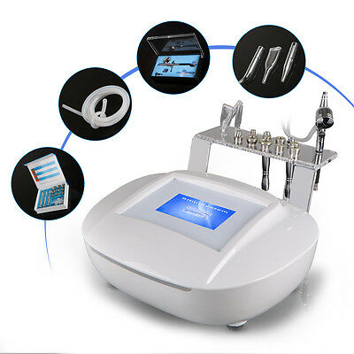 Buy 3in1 Microdermabrasion Oxygen Spray Facial Lifting Blackhead Removal Machine