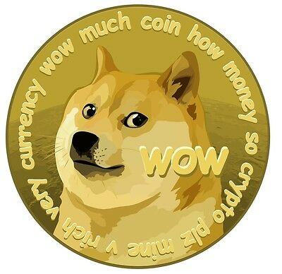At Least 500 Dogecoin (0.5K DOGE) Direct to Your Wallet Quick Mining Contract