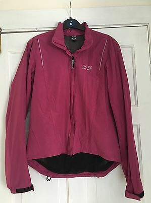 Gore Cycling Jacket Windstopper Ladies S