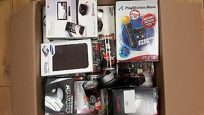 job lot of  mobile cases and accessories (f4)