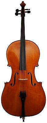 Luthier made Hand Crafted Cello - Sophia's Strings style