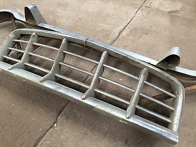 FC Holden Station Wagon Bumper, Grille, Wheel Caps, Headlight Trims