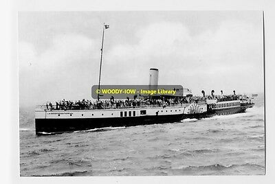 rp4941 - Paddle Steamer - Queen of Southend - photo 6x4