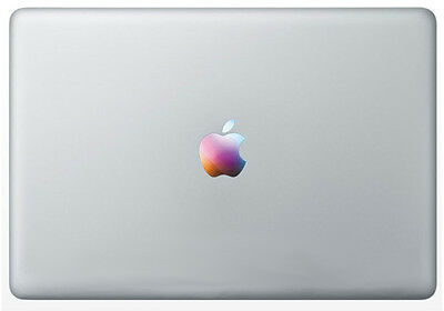 WATER COLOUR BRUSH EFFECT APPLE Laptop Vinyl Sticker for MacBook [For all sizes]