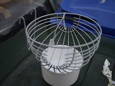 Wire nest for posture canaries 12 x 7.5 cm