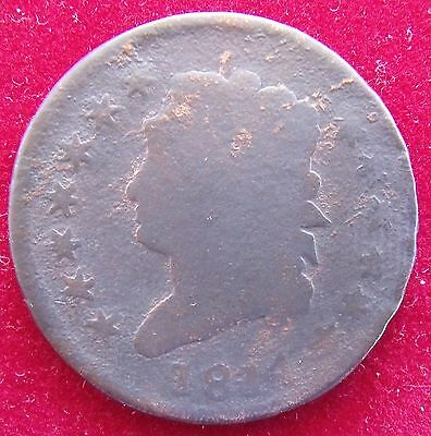 1814 Large Cent – Classic Head Type – Good - Free Shipping