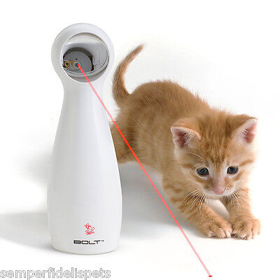 FROLICAT BOLT - Automatic Interactive Laser Toy for Cat or Dog