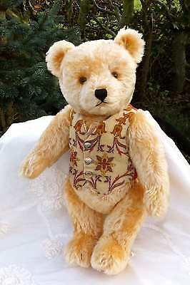 Antique / Vintage Large German 20inch Steiff Teddy Bear with button 1950's