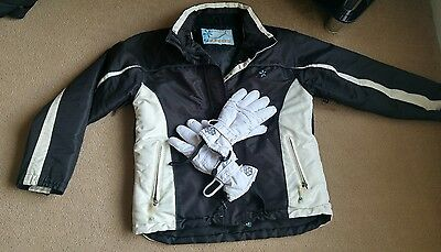 ladies Ski jacket & trousers size Small