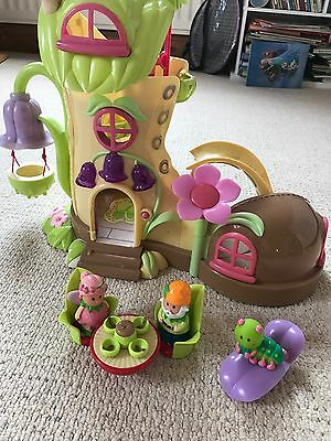 Early Learning Centre ELC Happyland Light & Sounds Bluebell Boot with Fairies