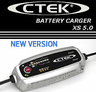 CTEK Multi MXS 5.0 12V Car Battery Smart Charger & Conditioner NEW MODEL
