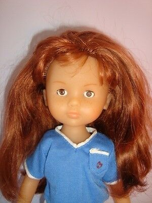 POUPEE CLARA ROUSSE LES CHERIES COROLLE 2001 BAMBOLA fashion doll muneca toy
