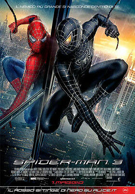 35mm Spiderman 3 TRAILER/FILM/MOVIE/FLAT/TEASER/BANDE