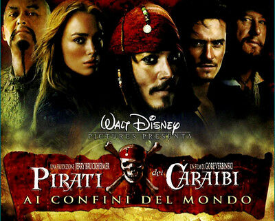 35mm Pirati ai confini del mondo (Pirates) TRAILER/FILM/MOVIE/FLAT/TEASER/BANDE.