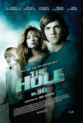 35mm THE HOLE TRAILER/FILM/MOVIE/FLAT/TEASER/BANDE.