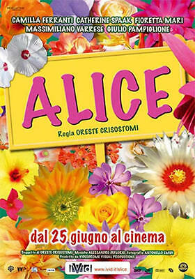 35mm ALICE TRAILER/FILM/MOVIE/FLAT/TEASER/BANDE.