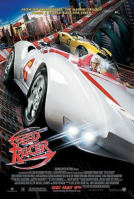 35mm SPEED RACER TRAILER/FILM/MOVIE/FLAT/TEASER/BANDE.