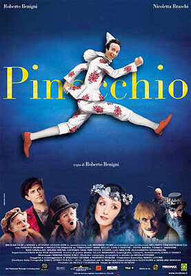 35mm PINOCCHIO 2001 TRAILER/FILM/MOVIE/FLAT/TEASER/BANDE.