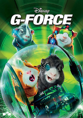 35mm G FORCE TRAILER/FILM/MOVIE/FLAT/TEASER/BANDE.