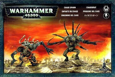Chaos Spawn / Engendros del Caos Warhammer 40k nuevo/sealed