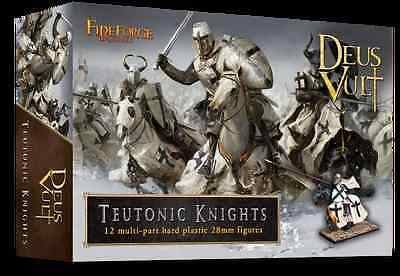 Teutonic knights fireforge empire age of sigmar warhammer templarios