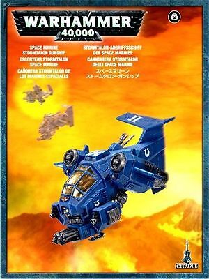 Space Marine Stormtalon Gunship Warhammer 40k nuevo/sealed