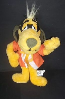 Rare Hong Kong Phooey~doll~plush~cartoon Network~