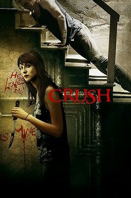 35mm CRUSH TRAILER/FILM/MOVIE/FLAT/TEASER/BANDE.