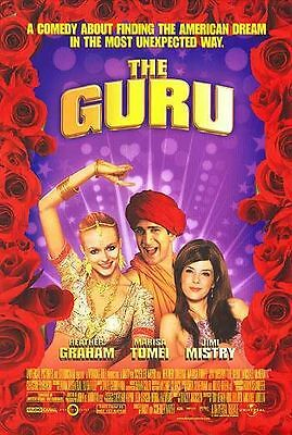 35mm THE GURU TRAILER/FILM/MOVIE/FLAT/TEASER/BANDE.