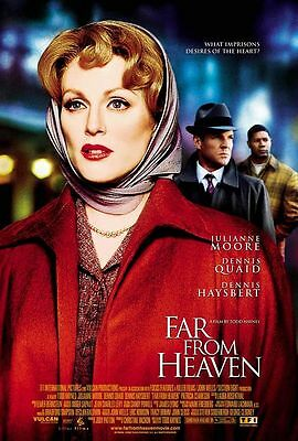 35mm FAR FROM HEAVEN Lontano dal paradiso TRAILER/FILM/MOVIE/FLAT/TEASER/BANDE.