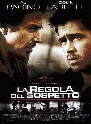 35mm THE RECRUIT (La regola del sospetto) TRAILER/FILM/MOVIE/FLAT/TEASER/BANDE.