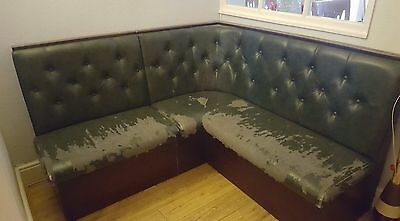 Bench seating suitable for pub, restaurant or club